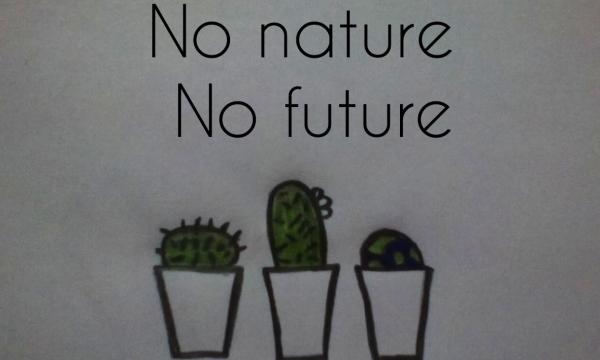 Detail návrhu Nature is future