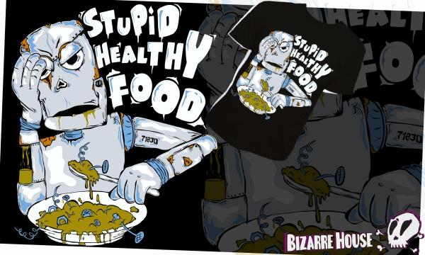 Detail návrhu Robotia výživa