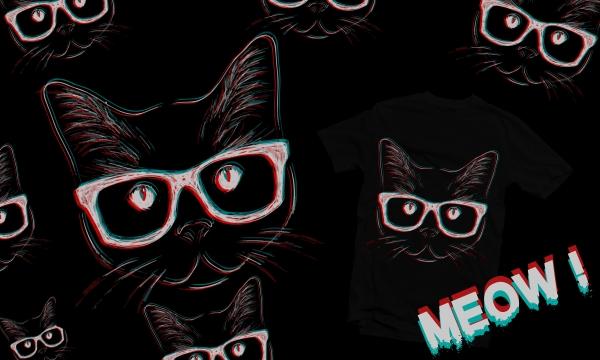Detail návrhu Meow !
