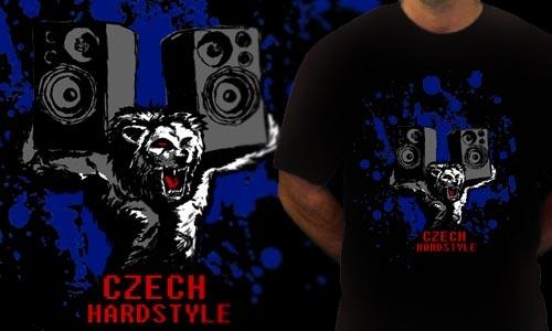 Detail návrhu Czech Hardstyle