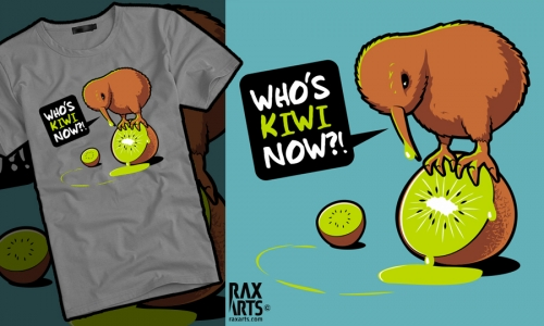 Detail návrhu Kiwi