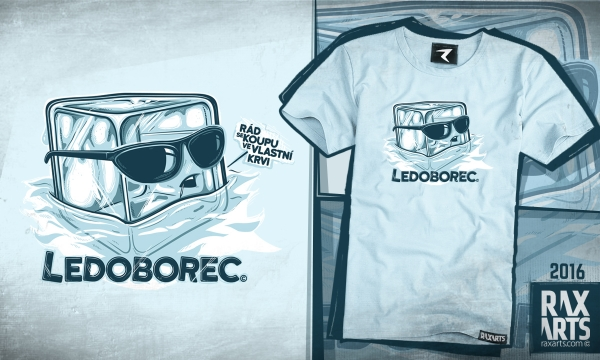 Detail návrhu Ledoborec