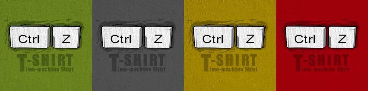 T-shirt (Time-Machine Shirt)