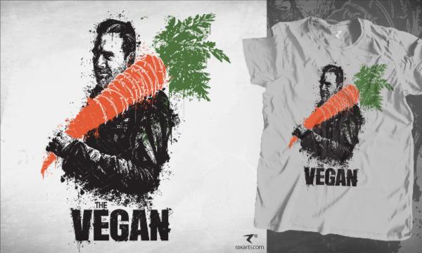 Detail návrhu Vegan