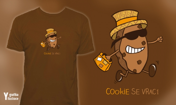 Detail návrhu Cookie se vrací
