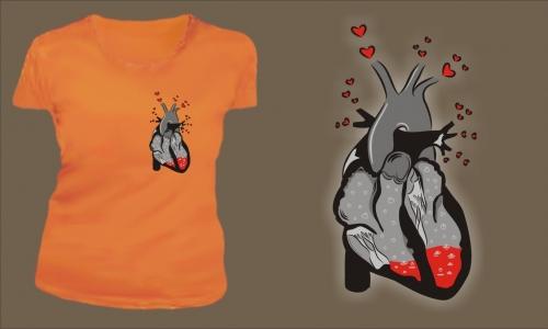 Detail návrhu HEARTS FACTORY