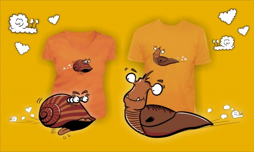 Detail návrhu SnaiLove