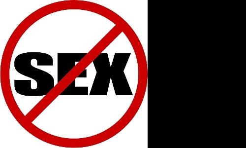 Detail návrhu stop sexu