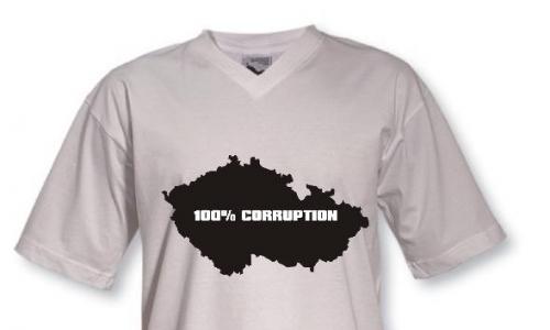 Detail návrhu 100% korupce