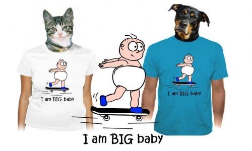 Detail návrhu BIG baby