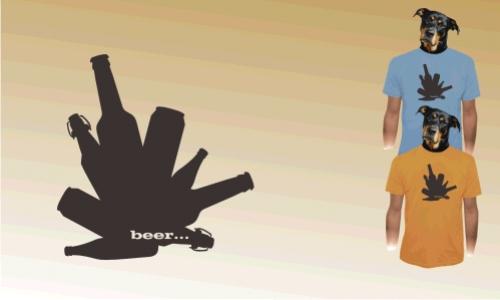 Detail návrhu pivní hrátky