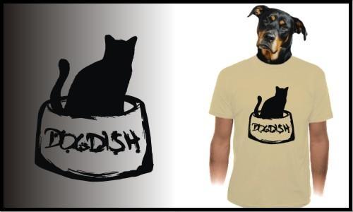 Detail návrhu DOGDISH