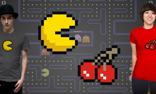 Detail návrhu Pacman
