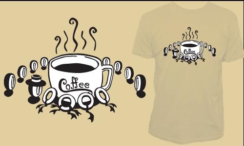 Detail návrhu COFFEE