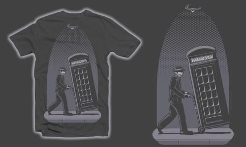 Detail návrhu Starý mobil