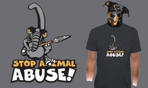 Detail návrhu Stop týrání zvířat!