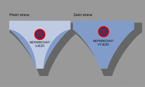 Detail návrhu