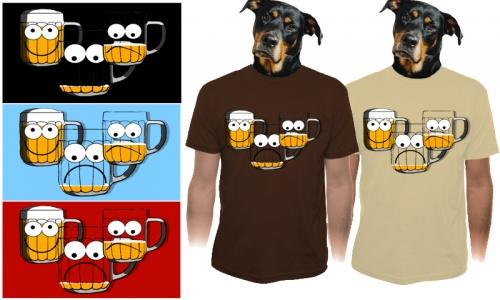 Detail návrhu Pivní evoluce