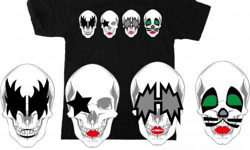 Detail návrhu Kiss
