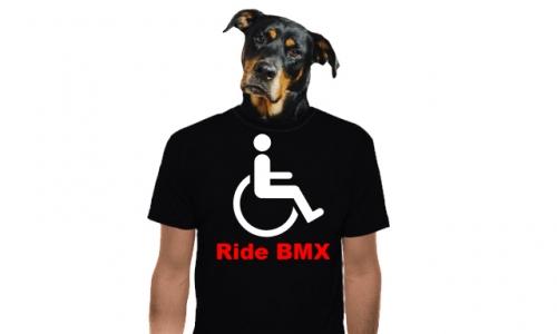 Detail návrhu Ride BMX