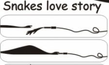 Snakes love story