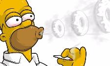 Homer smoke