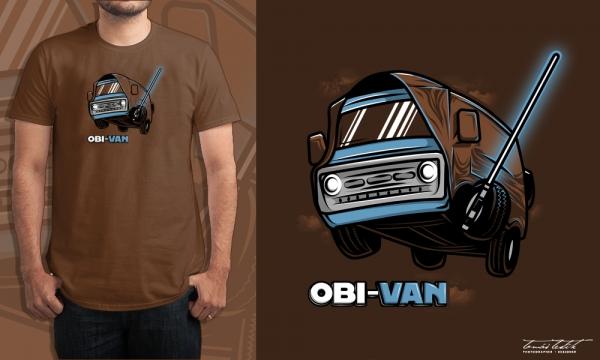 Detail návrhu OBI-VAN
