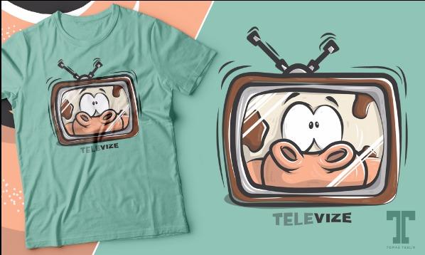 Detail návrhu TELEvize