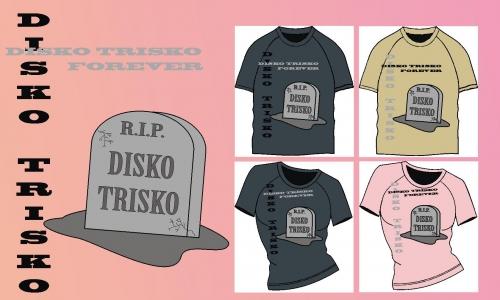 Detail návrhu Disko Trisko