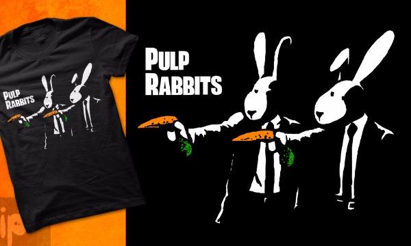 Detail návrhu Pulp Rabbits