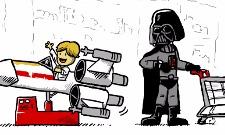 Vader a syn