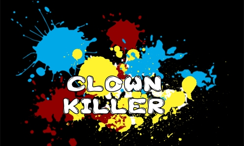 Detail návrhu Clown Killer