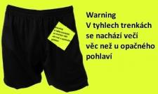 Warning velikost↔