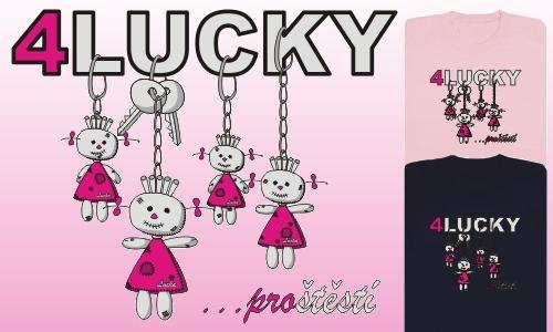 Detail návrhu 4 Lucky pro štěstí