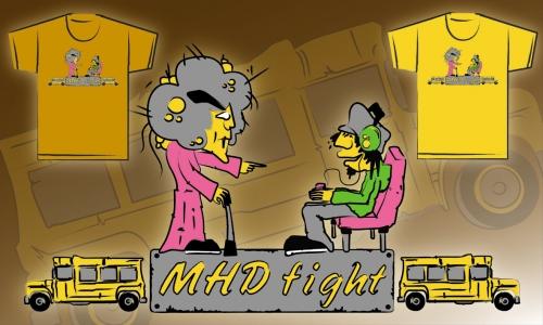 Detail návrhu MHD Fight