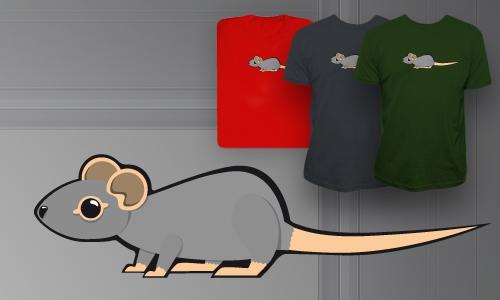 Detail návrhu Roztomilá myška Airin