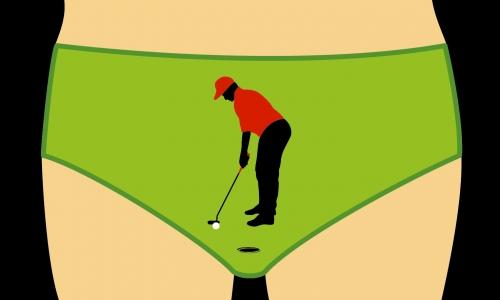 Detail návrhu Golf_Kalhotky