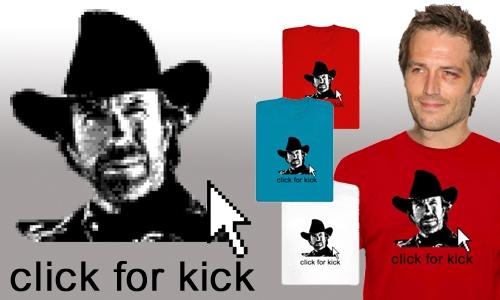 Detail návrhu ikona Chuck