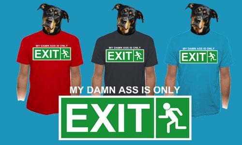 Detail návrhu EXIT