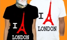 I Eiffelove London