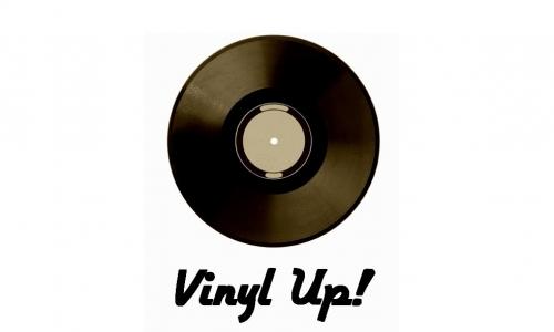 Detail návrhu Vinyl Up