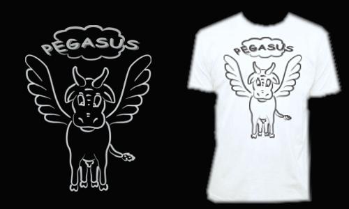 Detail návrhu Pegasus