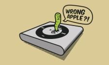 wrong apple?!