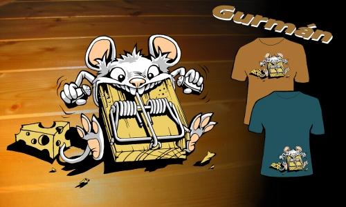 Detail návrhu Gurmán