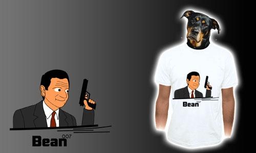Detail návrhu Bean 007