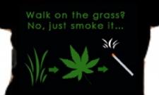 Walk? Just smoke...