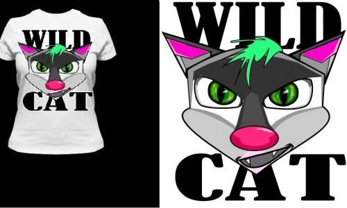 Detail návrhu Wild CAT