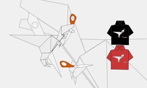 Detail návrhu Origami FINAL