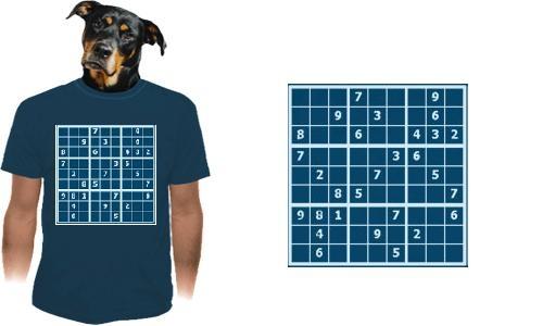 Detail návrhu Sudoku