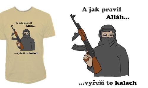 Detail návrhu Kallah